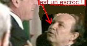 Bouteflika le voleur !